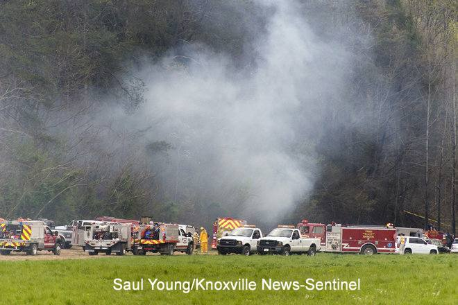 Sevierville Helicopter Crash