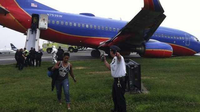 Southwest Airlines Flight 31 Nashville TN Plane Crash