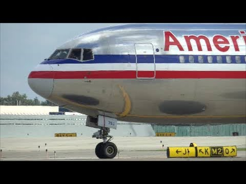 American Airlines Flight 383 Fire – Chicago O'Hare to Miami